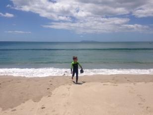 Tātahi - Beach